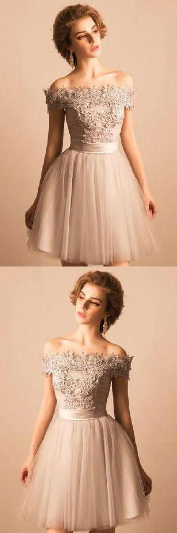 Ivory prom dresses homecoming dresses short homecoming dress