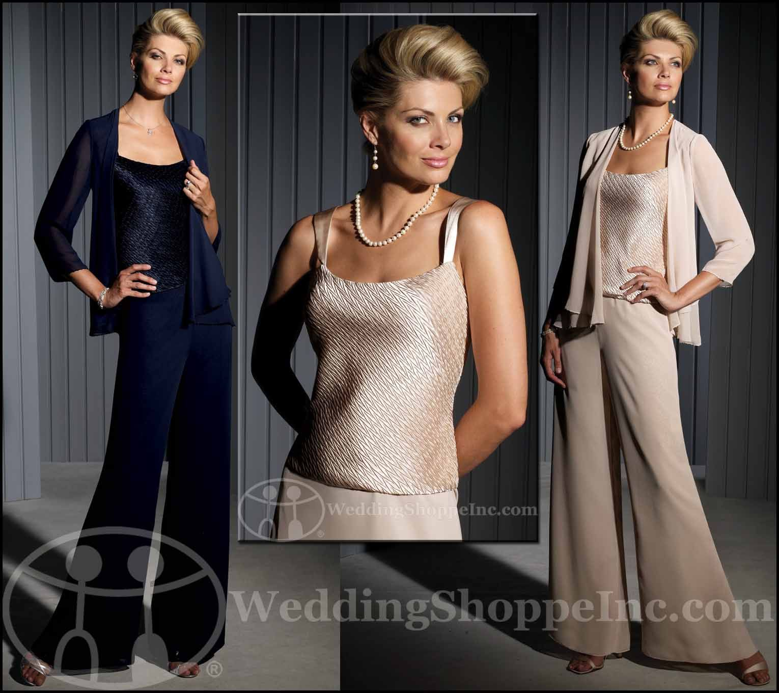 Cameron Blake 111673: Mother Of The Bride Pant Suits And Dresses You'll Love