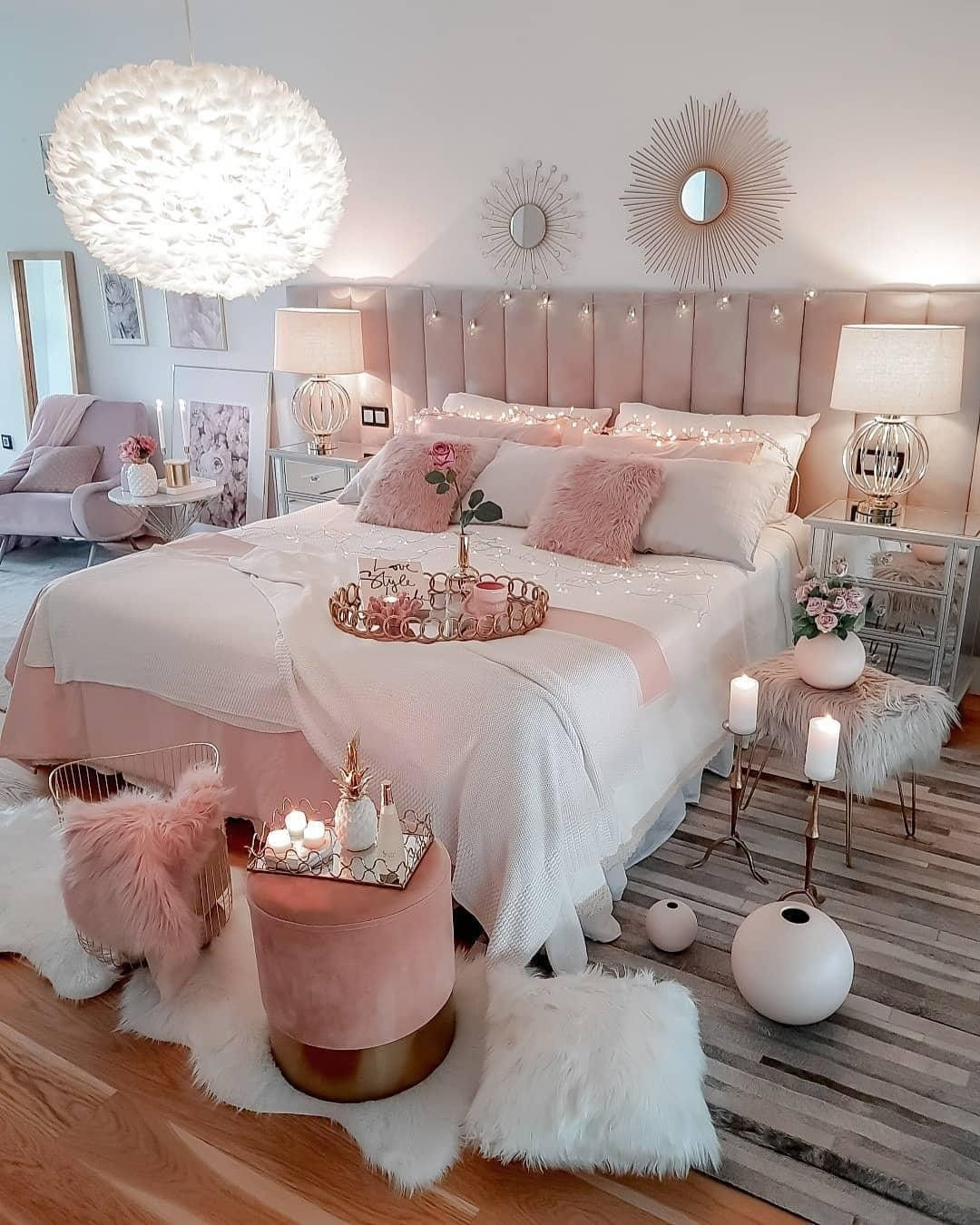 Deco Chambre Fille Ado ream bedroom ?⠀⠀⠀⠀⠀⠀⠀⠀⠀ ?️ retrouvez notre