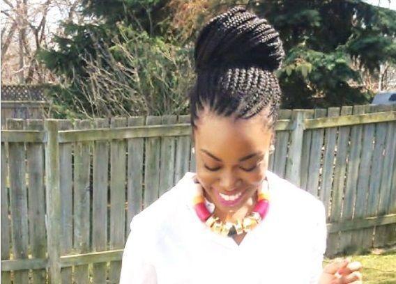 Admirable Cornrow Goddess Braids And Cornrows On Pinterest Hairstyles For Women Draintrainus