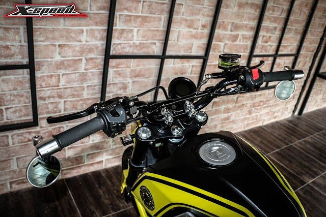 Benelli TNT135 + Stallions VTR 125 / X-Speed Land