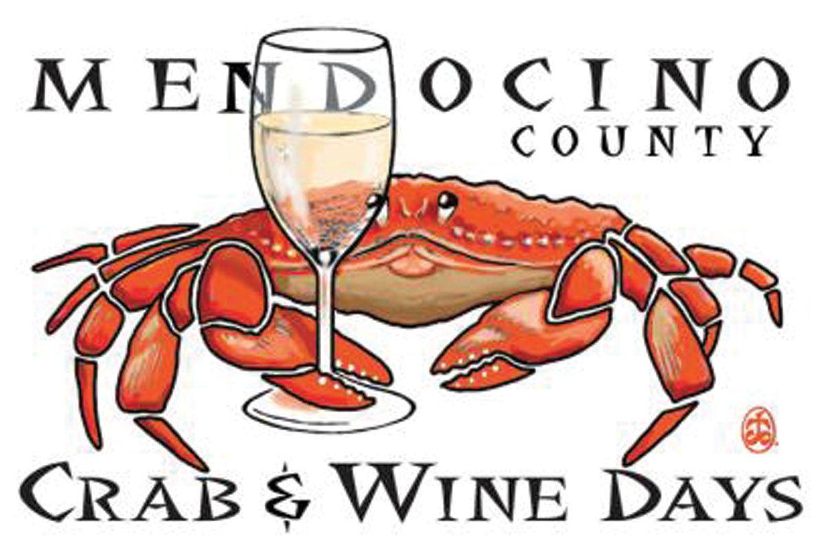 California Crab Festival Mendocino S Crab Wine Festival Mendocino County Wine Wine Festival