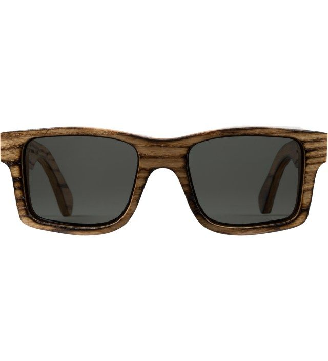 Shwood Grey Polarized Haystack: Slugger Original Set