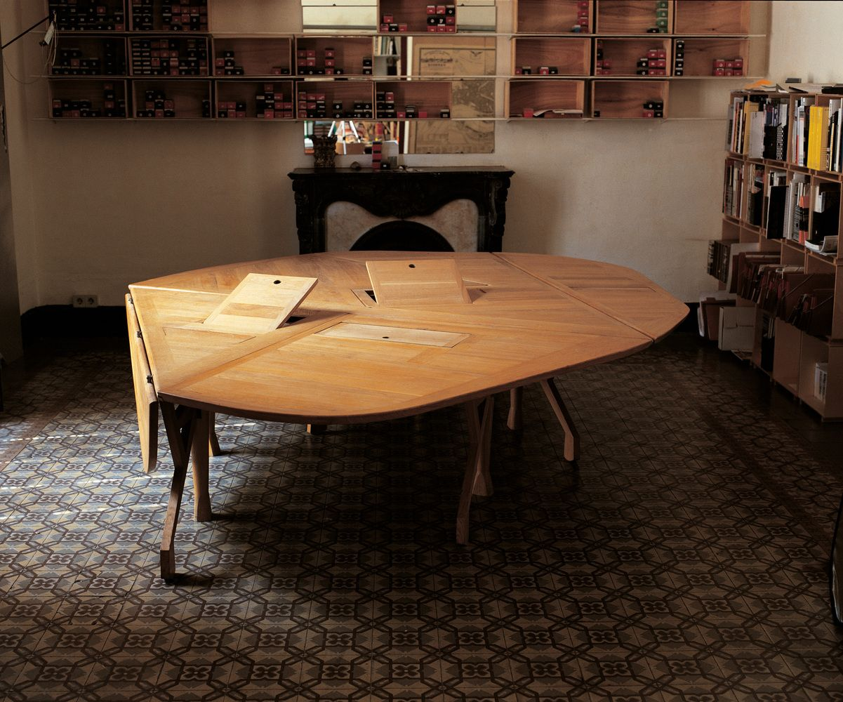 Galer A De Fundaci N De Arquitectura Fr Gil Fabrica R Plica En  # Muebles Historicos