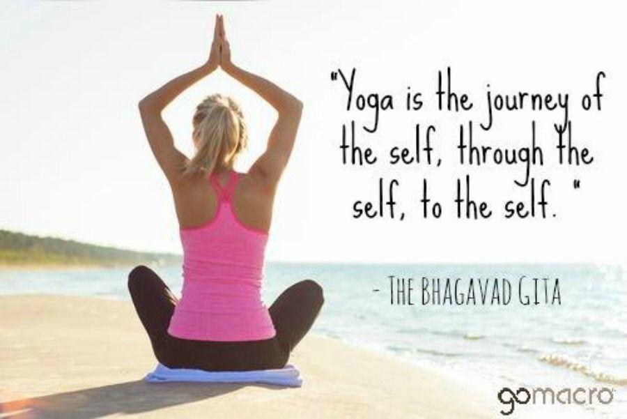 Yoga Quote for #NationalYogaMonth   Yoga, Yoga quotes ...