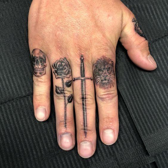 Inspirações Para Tatuagens Masculinas 2020 | New Old Man - N.O.M Blog