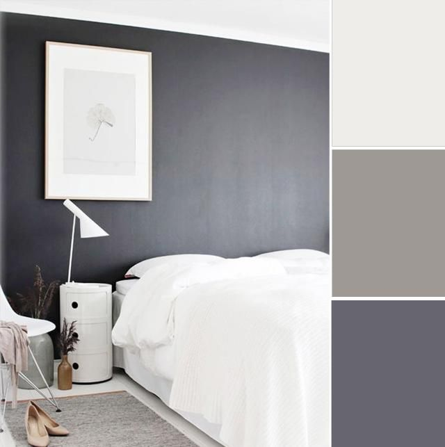 7 Soothing Bedroom Color Palettes: Blues