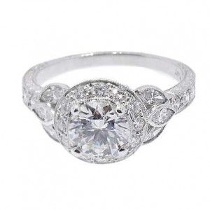 engagement il moissanite ring low profile rings wedding band set rukg listing