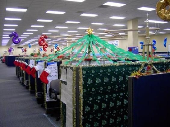 christmas office decorating ideas google search - Christmas Office Decorations