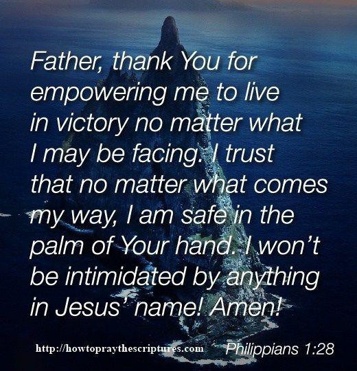I Am Safe In Gods Hands