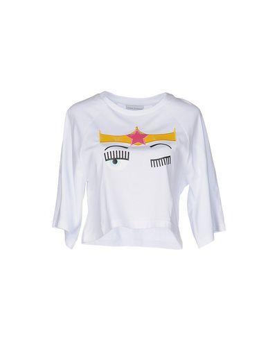 CHIARA FERRAGNI Women's T-shirt White XS INT
