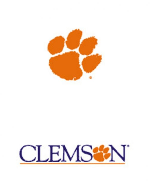 clemson football logo coloring pages - photo#25