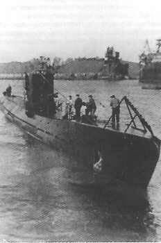 S-13 of the Soviet Navy - Soviet Submarine of the S (Stalinec) class - Allied Warships of WWII - uboat.net