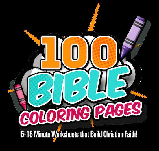 Bible Coloring Sheets and Printables