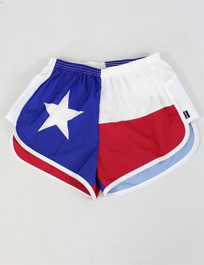 Show Your Patriotic Side While Stayin Cool In These New Texas Flag Shorts Gym Shorts Womens Country Girls Outfits Running Shorts