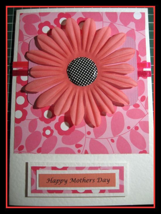 Cute Handmade Mother S Day Card Better Than A Store Bought One