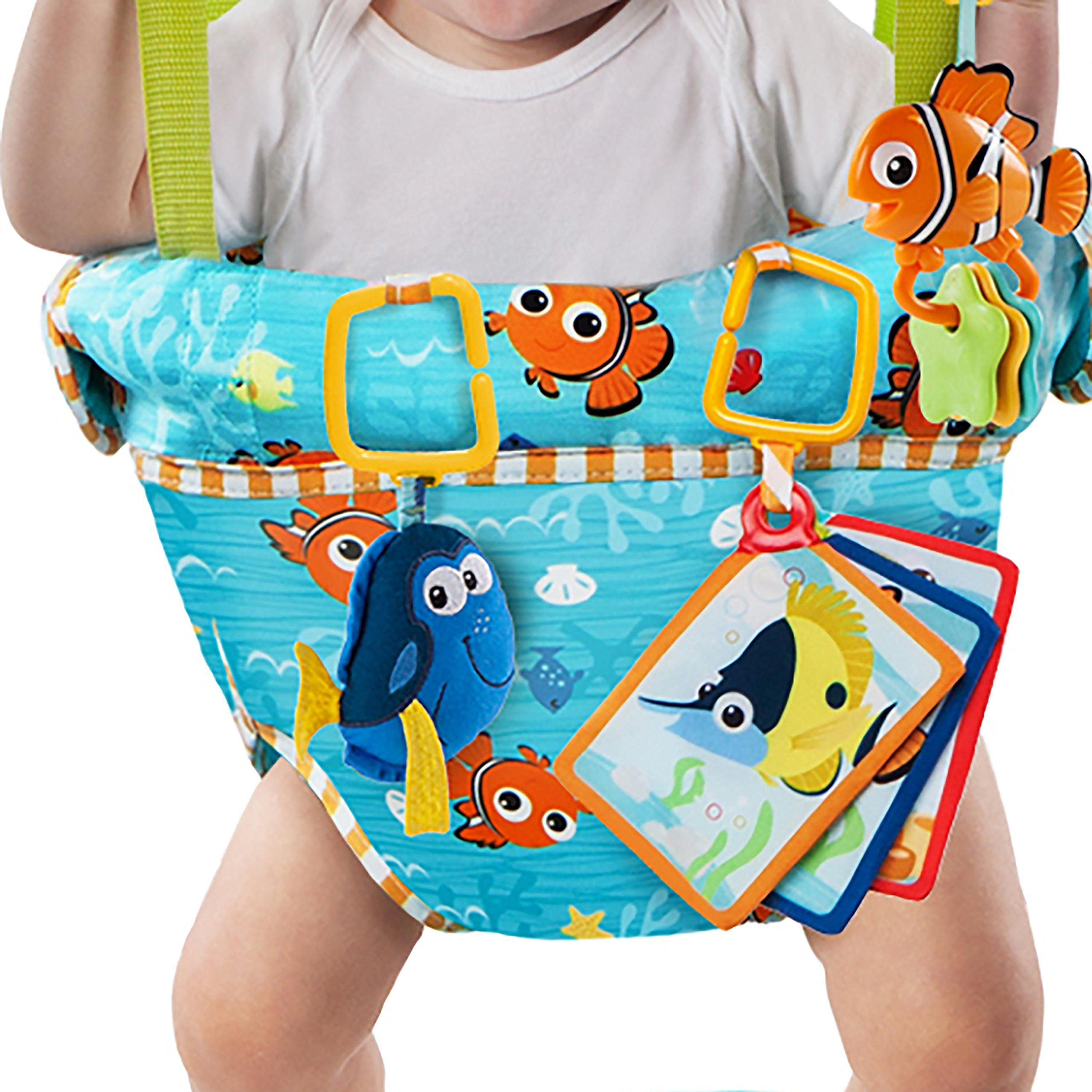 88a0ee5c7789 Disney Baby FINDING NEMO Sea of Activities Door Jumper    Be sure to ...