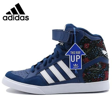 new style 3a4e5 26615 Cop on a sporty yet stylish look with these dapper Ladies Adidas Originals  Superstar High Tops. This mad pair of shoes are perfect for ladies who lead  an ...