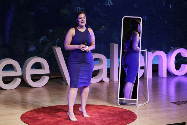 "Designing lingerie and bringing sexy (confidence) back aren't Graham's only accomplishments this year. She calls the response to her April TED Talk ""overwhelmingly positive."""