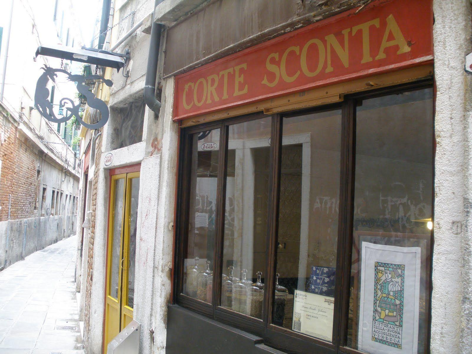 Corte Sconta, Venice