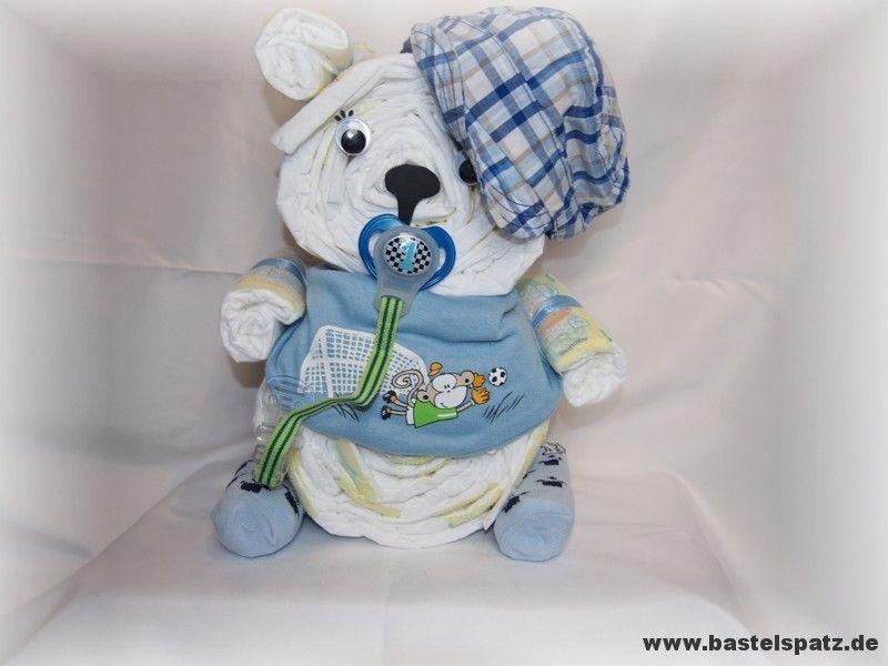 Gut gemocht Windelbär | Kinder, Kinderzimmer & Diy | Windel tiere, Windeltorte CV76