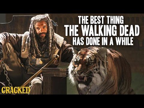 The Best Thing The Walking Dead Has Done In A While | Cracked.com