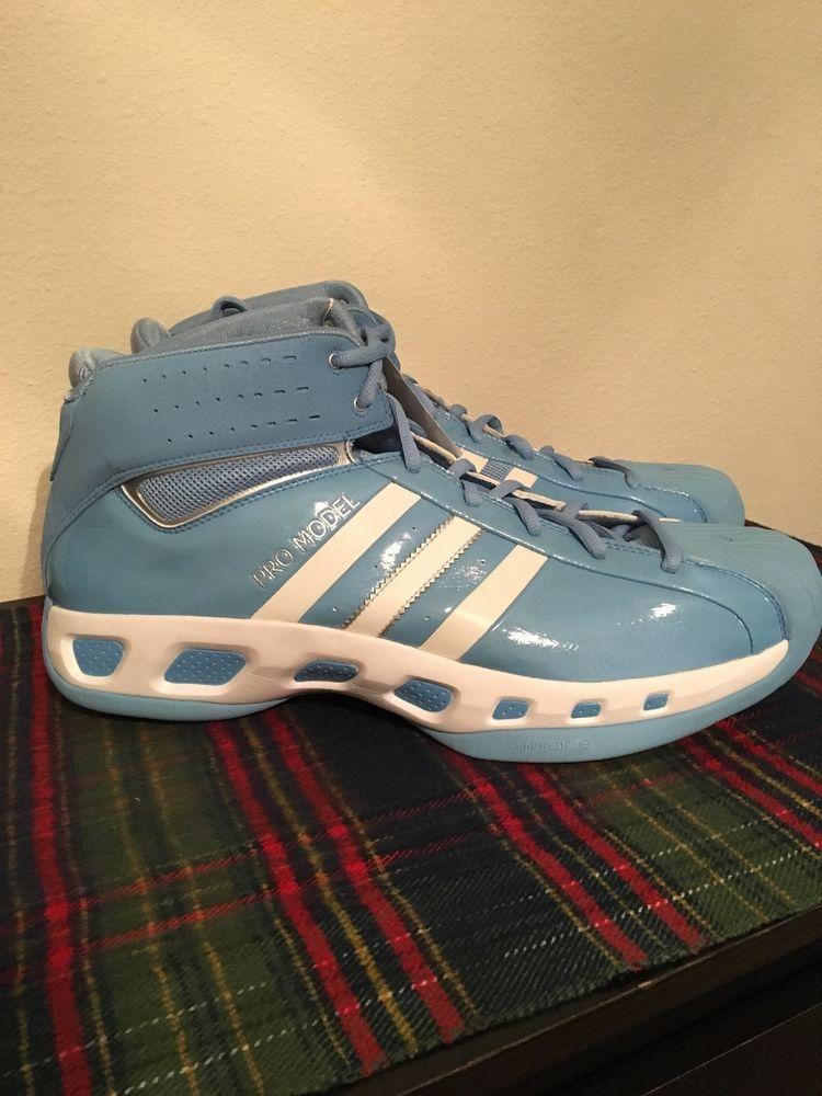 NWT New hombre Adidas Pro claro Model S Basketball Size 18 6943 Calzado azul claro para hombre 5cee9a1 - backgroundcheck-now.site
