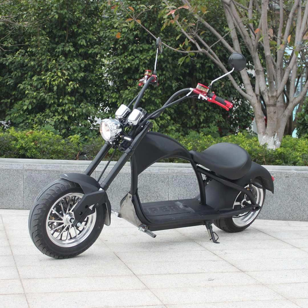 Citycoco electric scooter Rooder super chopper r804 m1
