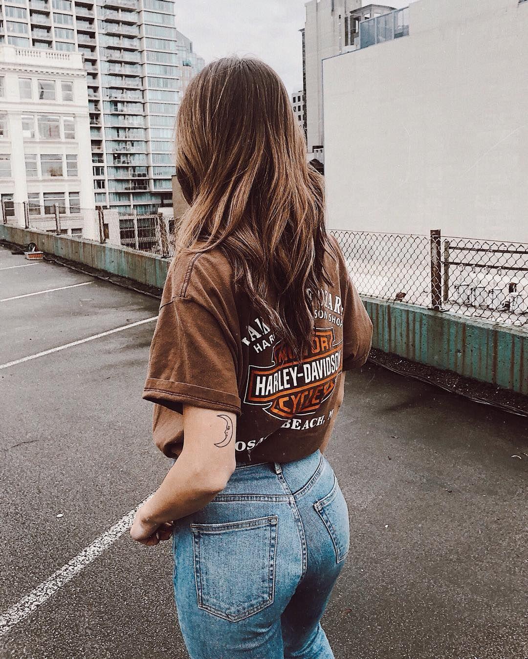 Vintage Tee Jeans Vintage Harley Davidson Shirt Harley Davidson Shirt Harley Shirts