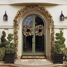 Products in Wreaths & Greenery, Decorative Accessories, Outdoor Living, Products