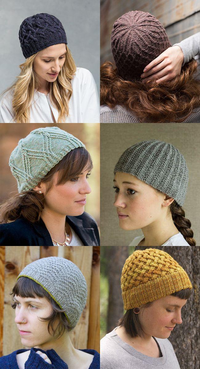 New Favorites: Slouchless beanies | knitting | Pinterest | Beanie ...