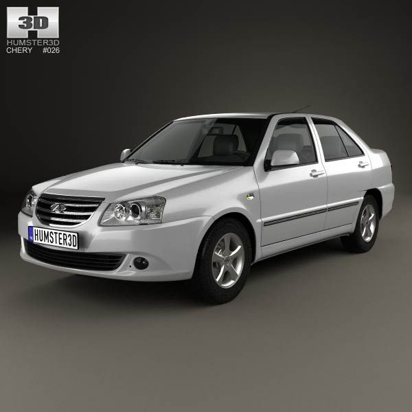 Chery Cowin 2 A15 2011 3d Model From Humster3d Com Price 75