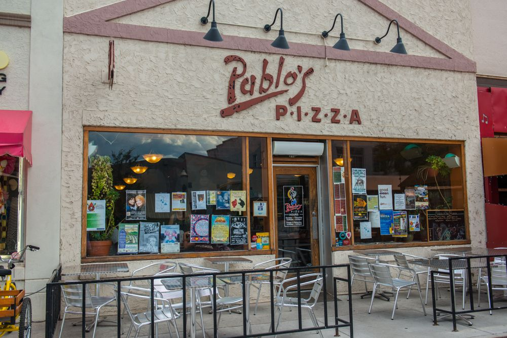 Restaurants Pablo S Pizza O Main Street Some Of The Best Around Dine On Grand Junction