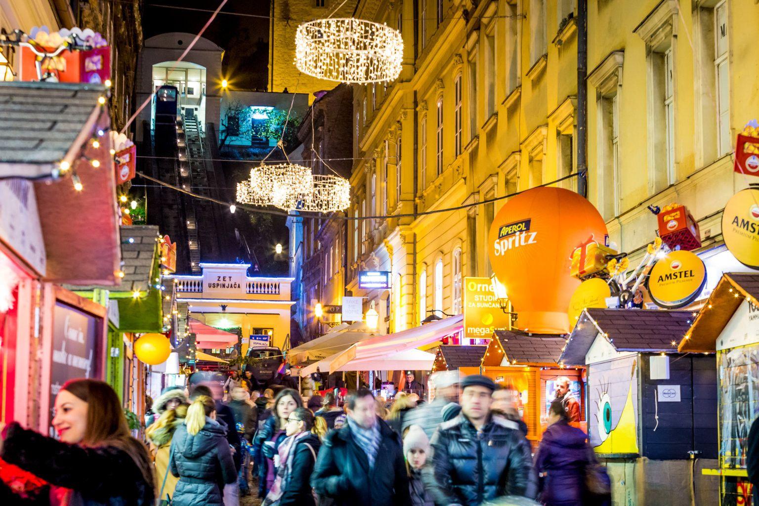Best Christmas Markets In Europe Europe S Best Destinations Zagreb Christmas Markets Europe Christmas Market