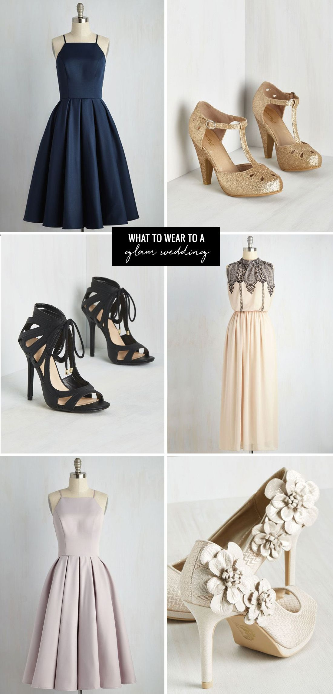 What To Wear To A Summer Wedding With Modcloth Dresses To Wear