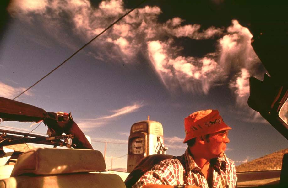 Las vegas parano terry gilliam fear and loathing good