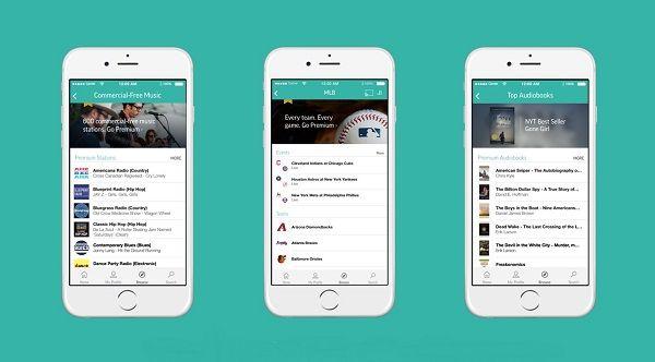 TuneIn introduces TuneIn Premium subscription service