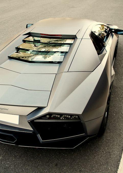 Matte Gold Lamborghini
