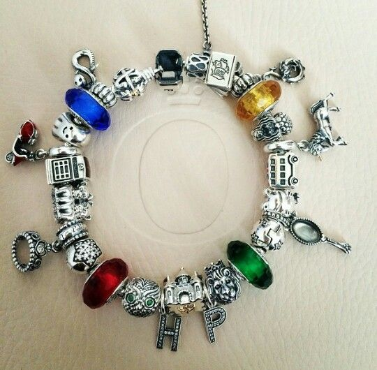 pandora bracelet harry potter
