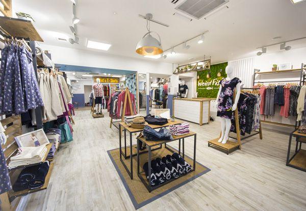 Weird Fish rolls out refreshed concept - Retail Focus - Retail Blog - new blueprint interior design magazine