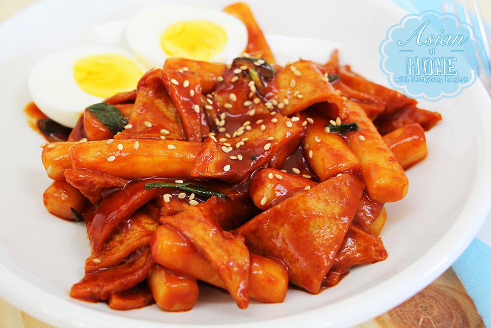 Tteokbokki recipe food vegans and recipes tteokbokki korean food recipesyummy forumfinder Gallery