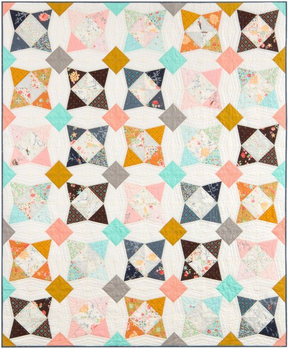The Clearing Quilt Pattern