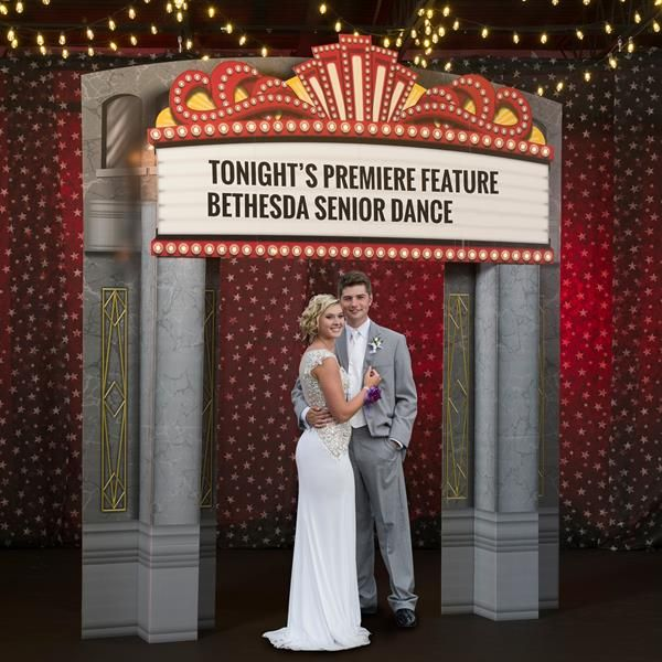 Our Vintage Hollywood Personalized Marquee Arch Makes An Amazing Entrance Or Photo Background For Your Event