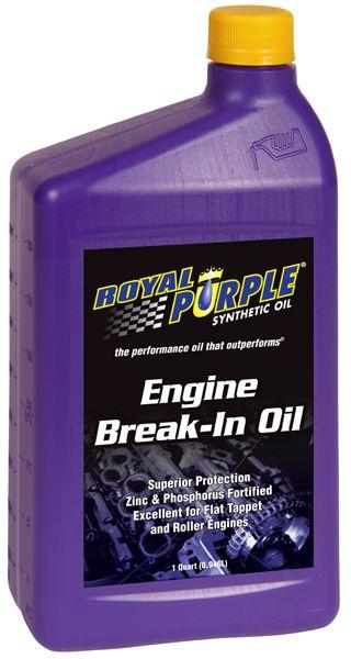 Royal Purple Engine Break In Oil 1 Qt Pure Leaf Tea Bottle
