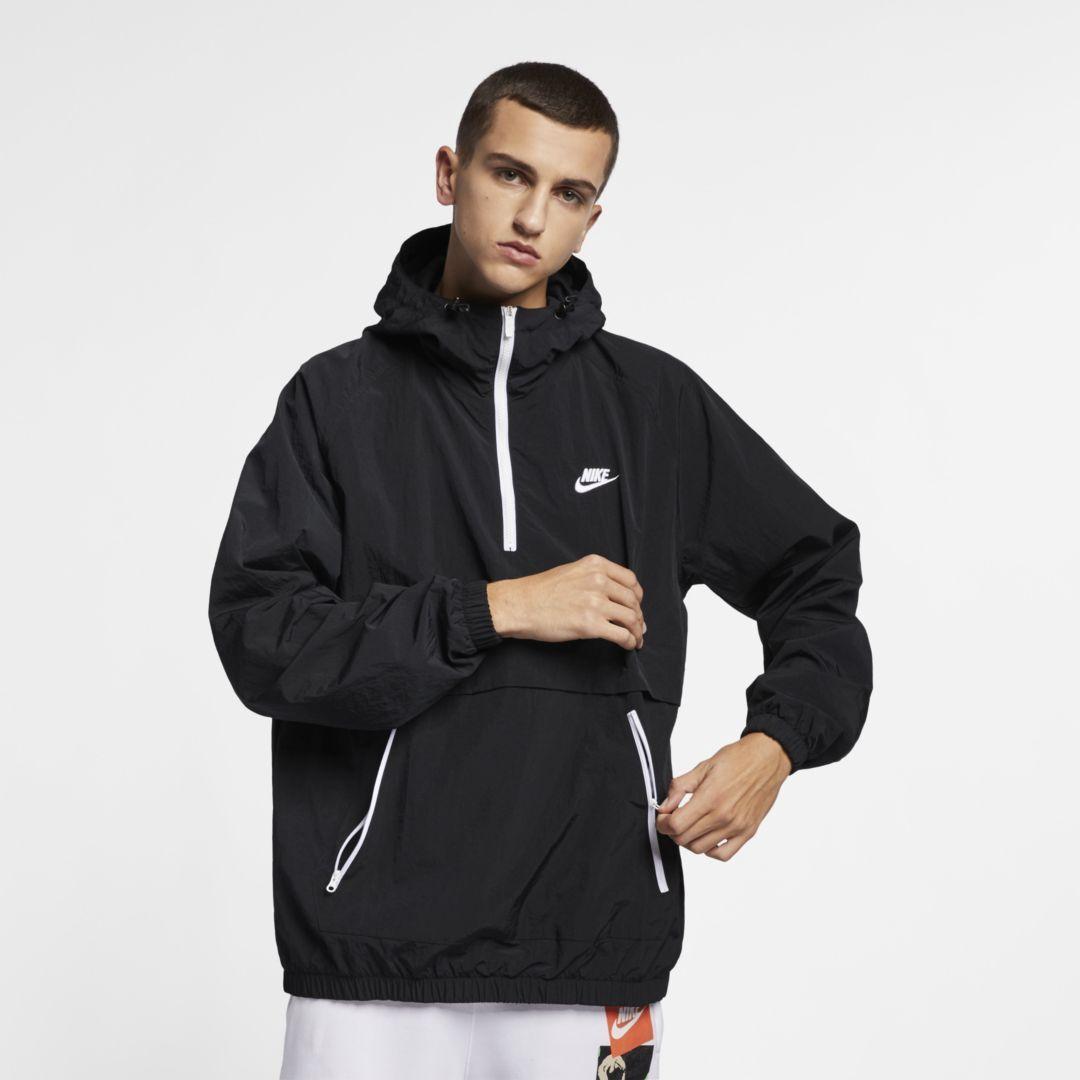 Sportswear Hooded Woven Anorak in 2019   Products   Nike