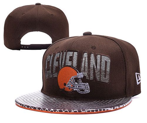 meet 0c94f 114db NFL Cleveland Browns Fashionable Snapback Cap for Four Seasons