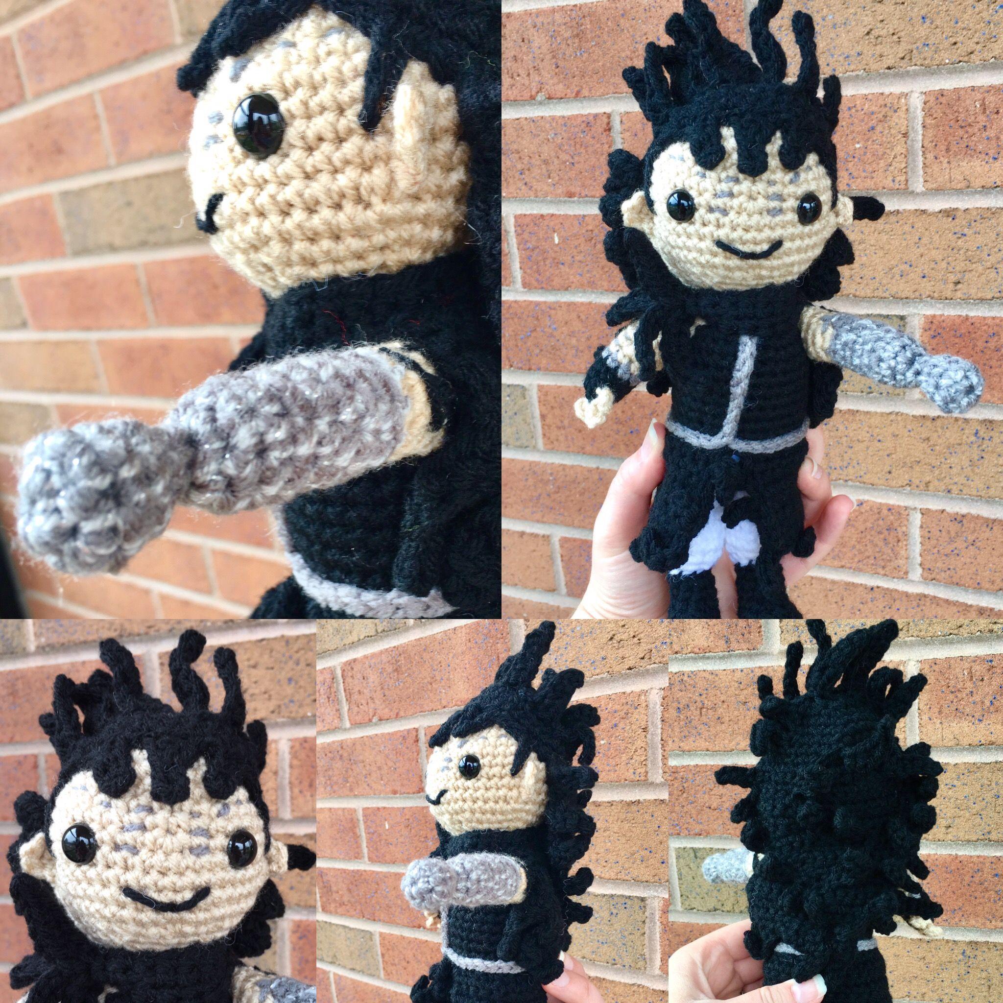 Crochet amigurumi doll … | Kawaii crochet, Amigurumi doll, Anime ... | 2048x2048