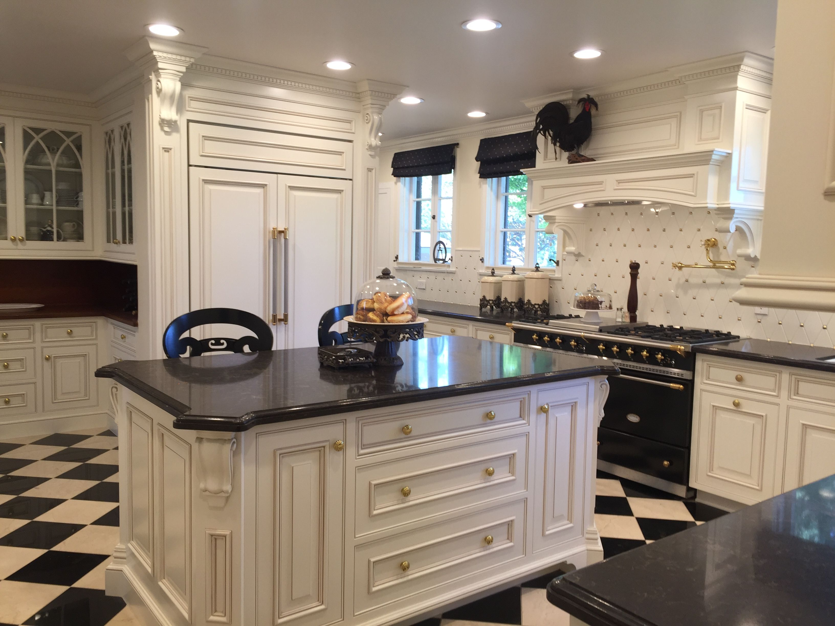 Timeless Kitchen Design Beautiful - Interiors by Vickie Barnes ASID ...