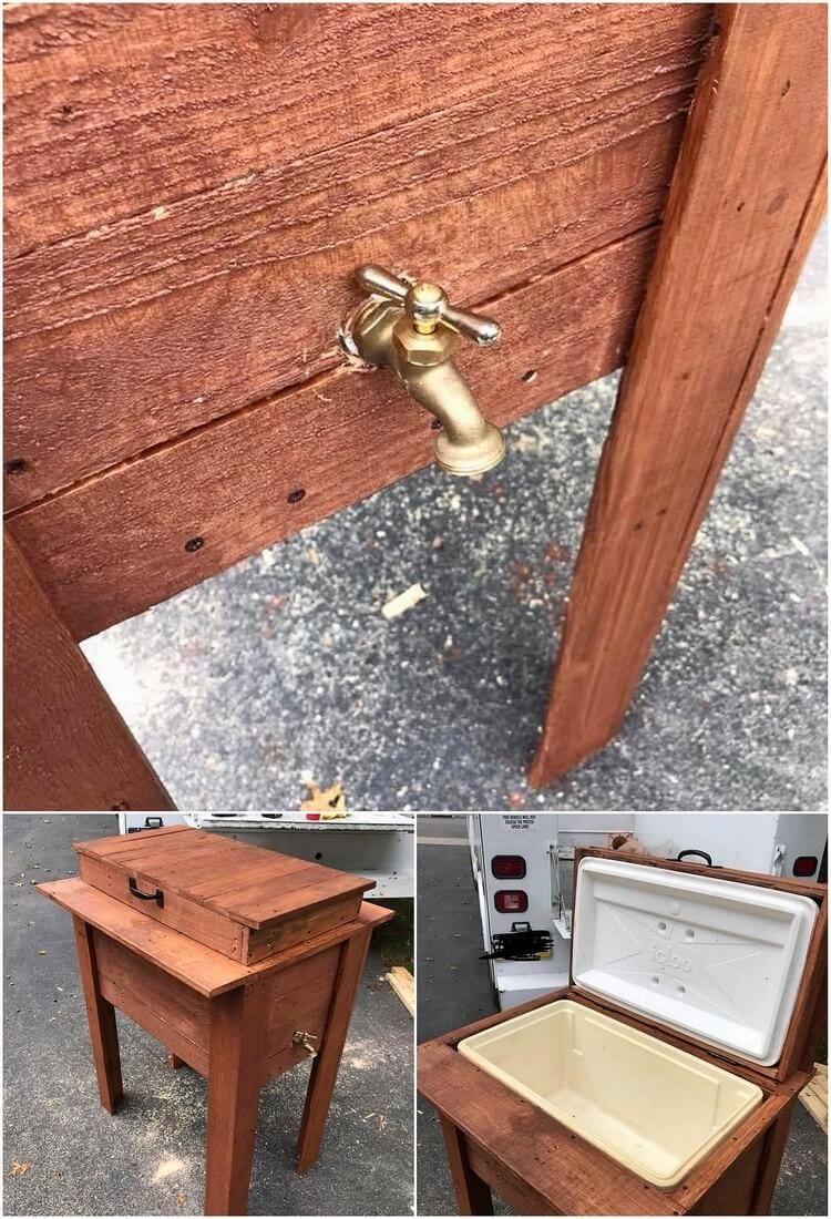 Shipping Pallet Furniture. Creative Ways To Recycle Used Shipping Pallets  Pallet Furniture