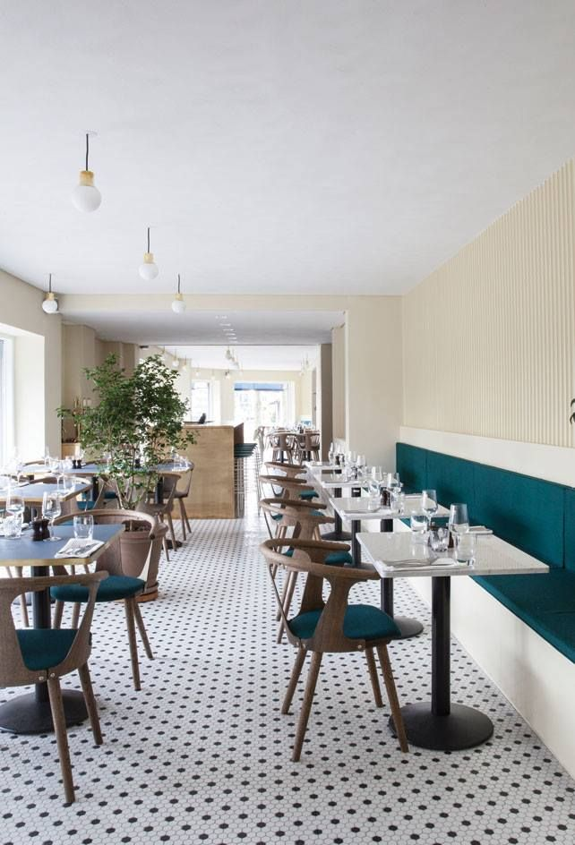 With Cofoco's new restaurant concept italy Norm architects have been  exploring the balance between the unknown and the familiar, creating an  atmosphere ...